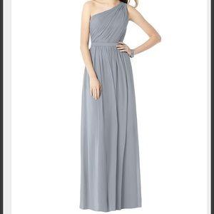 After Six Bridesmaid Dress 6706 - Topaz
